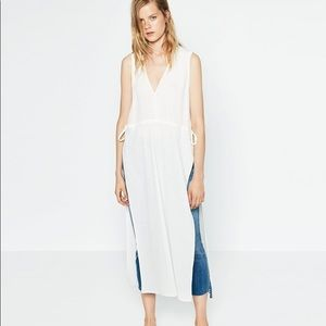 Zara Long Tunic